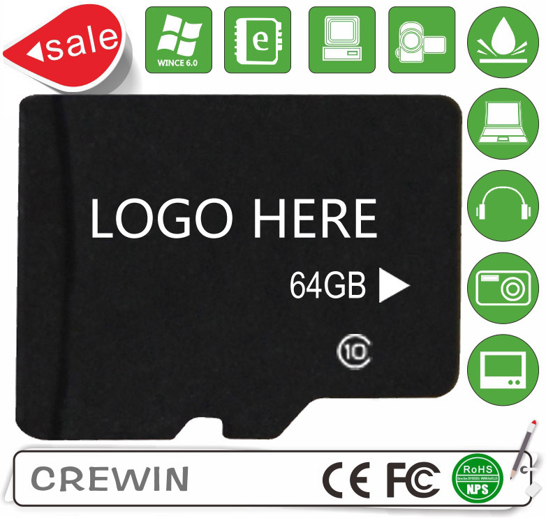 Factory Wholesale low Price made in Taiwan micro memory sd card 2GB 4GB 8GB 16GB 32GB 64GB 128GB class 10