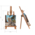 Wholesale China Factory Mini Wood Easel for Painting