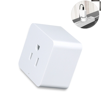 APP remote control works AU/EU/UK smart plug wifi mini intelligent socket smart home plug