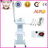 Hot Ozone steamer 4 in 1multifunctional Facial cleansing Machine AU-909B