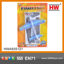 hot selling self assemble toy plane