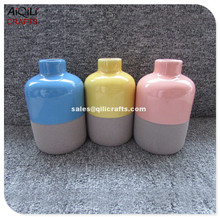 handmade ceramic diffuser bottle home decoration