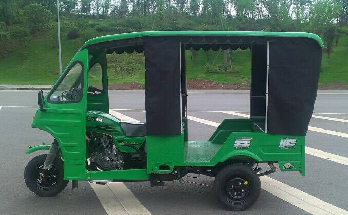 Hot Sale Auto Rickshaw For 6 Passengers New 175cc China bajaj tricycle