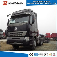 China hino truck left or right drive vehicle supplier 371hp tractor truck howo 6x4 sinotruk tractor head for sale