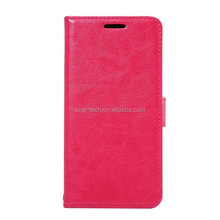 Flip PU Leather Fold Wallet Pouch Case for Samsung Galaxy S7