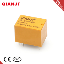 QIANJI Factory Direct Sale1A 3A PCB Relay JRC-21F(4100)12V 24VDC Relay