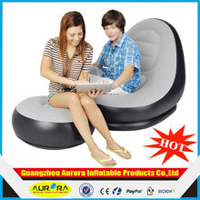 Popular comfortable inflatable chesterfield sofa