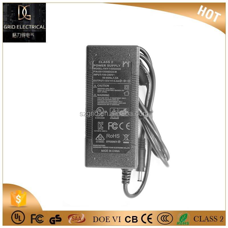 Desktop Type 12v 5a Ac/dc Power Adaptor Digital For Android Tablet Pc Smps With Ce Gs Kc Ac Dc Adapter 60w
