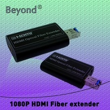 1080P/720P HDMI fiber optical extender with Micro dimension for 64*52*22 mm