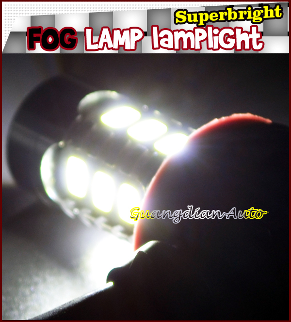 LightPoint led car automobiles7.5W 9~24V 5730chip 15smd H11 led fog lights