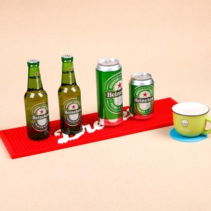 Custom Bar mat with Soft PVC Rubber Material