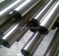 SS 201 304 316 Stainless steel welded pipe /seamless steel tubes/Silver/bright/polish tube for Furniture tubes, decorative pipes