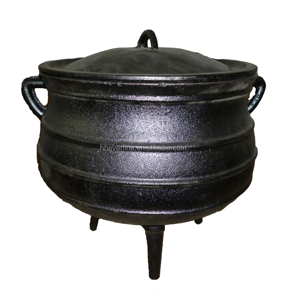 Three legged cast iron pot south africa potjie buy