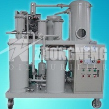 "waste oil recycling /""stean turbine oil purification refinery machine """