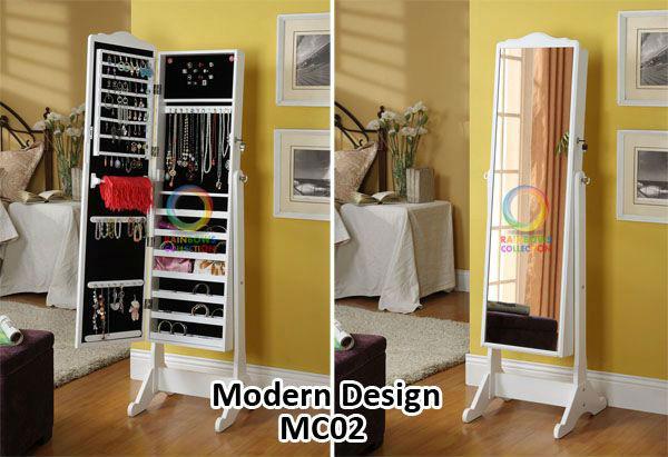 Moderno encuadre de cuerpo entero espejo armario joyero for Precio de espejos de cuerpo completo