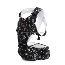 100% Cotton Multi-functional Backpack Baby Carrier Waist Stool