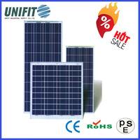 OEM- From China Water-prof 75w Solar Panels Price With CE TUV