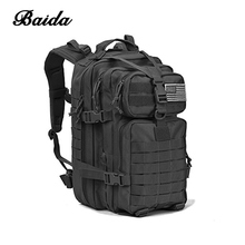 Large capacity Military Tactical Backpack outdoor backpack