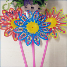Top quality Funny PVC plastic windmill for kids