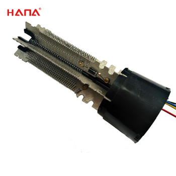 HANA adjustable thermostat mica heater/Mica Electric Blow Air Heater