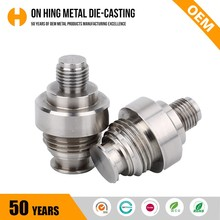 on hing metal aluminum die casting , stainless steel cnc parts