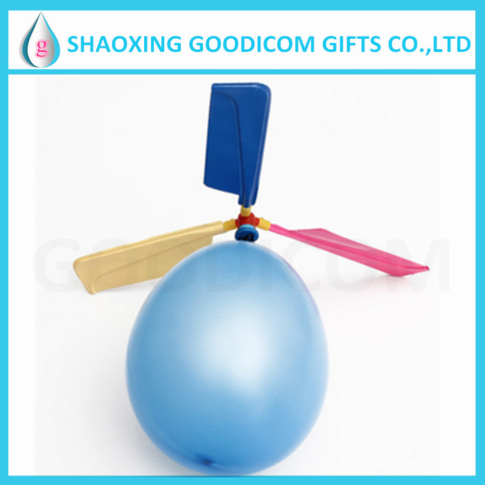 hotsale new style custom toy balloon helicopter