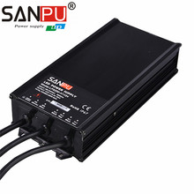 Waterproof IP67 5 volt power supply 200w SMPS 5v 200 watt power supply alimentatore 12v 200w
