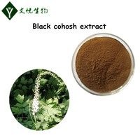 Black cohosh extract Triterpenoid saponins CAS No.:88105-29-7