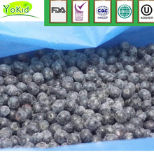 2016 new crop frozen iqf blueberry cultivated best price