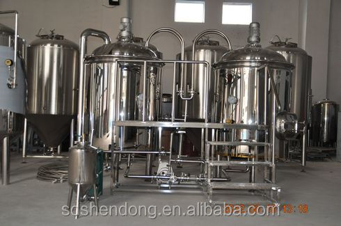 200l mini beer machine for small business