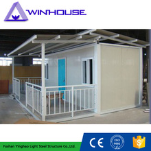 Short Finish Time High Quality Modern Container Hotel Design