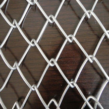 Standard 2 1/4 inch Diamond hurricane fence/ 1m diamond chain link for dog kennels for the United State