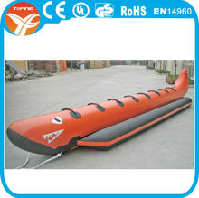 BY12 summer inflatable two lanes banana boats