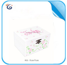 china wholesales cheap fashion wedding music box for girlfriend gift package box