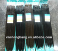 "huge in stock,Yaki hair weave, Blended hair,8""-20inch with color 1# 1b 2# and 4# in stock yaki hair"