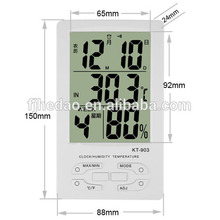 KT903 Digital Hygrometer Calendar Clock Thermometer