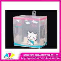 Recyclable PP corrugated box plastic printed packing box