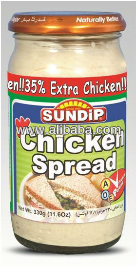 HALAL CHICKEN SANDWICH SPREAD
