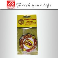Paper Type hanging car air freshener Car freshener car smell