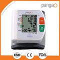 Automatic wrist watch blood pressure monitor PG-800A5