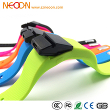 NEOON smart bracelet watch TW64 OEM/ODM smart wristband the cicret smart bracelet price fit band remote camera
