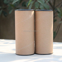 cheap cardboard paper packaging can/box, kraft paper tube