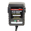 6v/12v 750mA Fully Automatic Battery Charger / Maintainer for Cars, Motorcycles, ATVs, RVs, Powersports, Boat and More