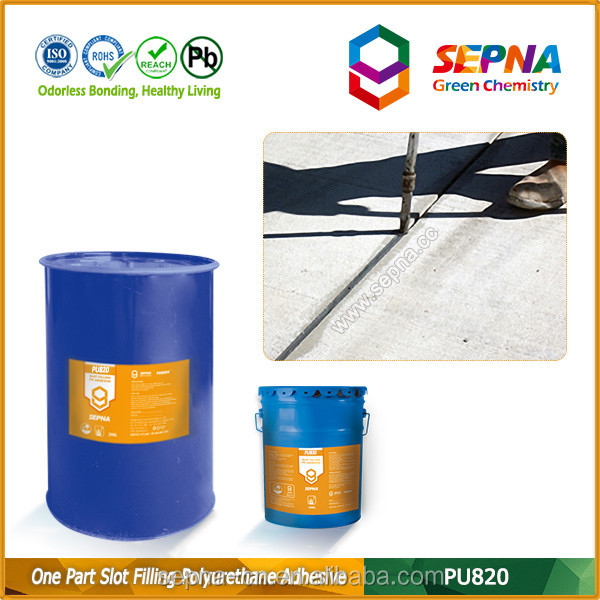 wholesale polyurethane road construction material Transverse pavement expansion joint sealant