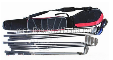 New products large capacity golf bags stowed easily standard ball package easy carry rack golf gun bag
