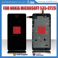 Top sale products repair lcd and touch screen for Nokia Lumia 535 Lcd screen