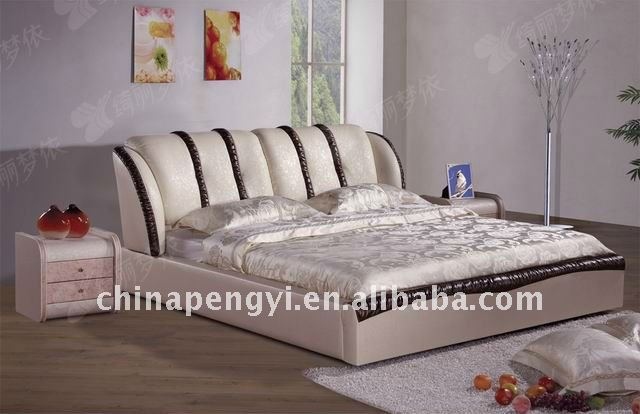 HOT sweet dream modern comfort bed set MI-9063