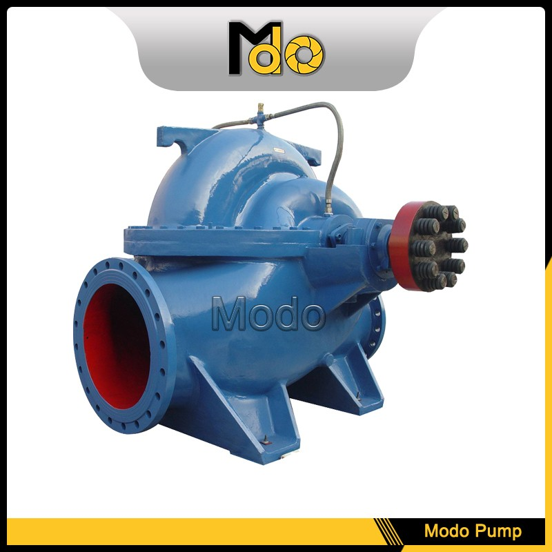 Water Ram Pump Centrifugal Double Suction Split Casing Pump