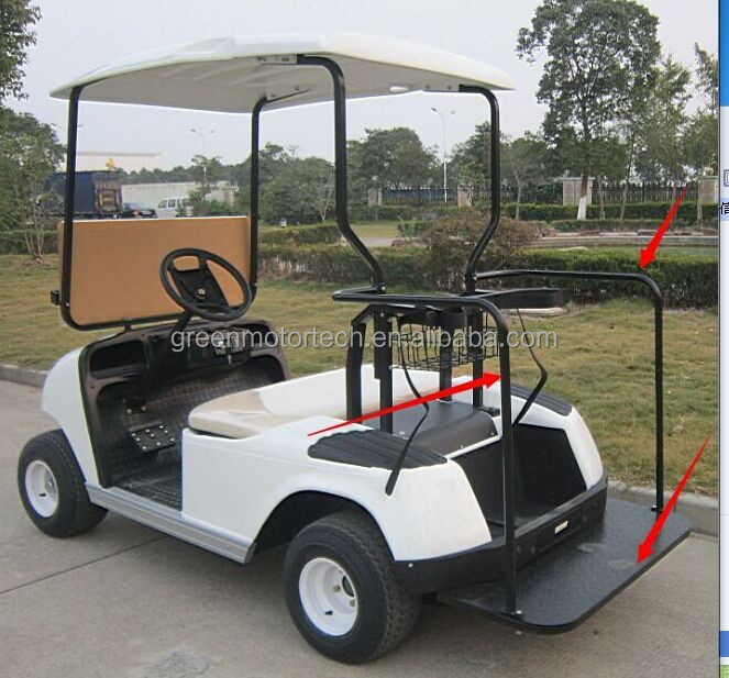 2 seats electric golf cart controller