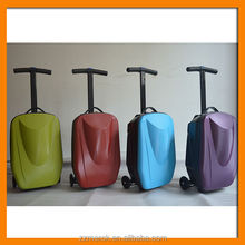 new style travel scooter bag trolley luggage for business travel